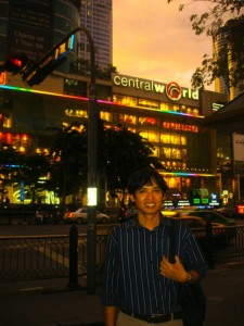 Me at Central World_